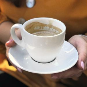 filiżanka szkoła rodzenia super mama kawa