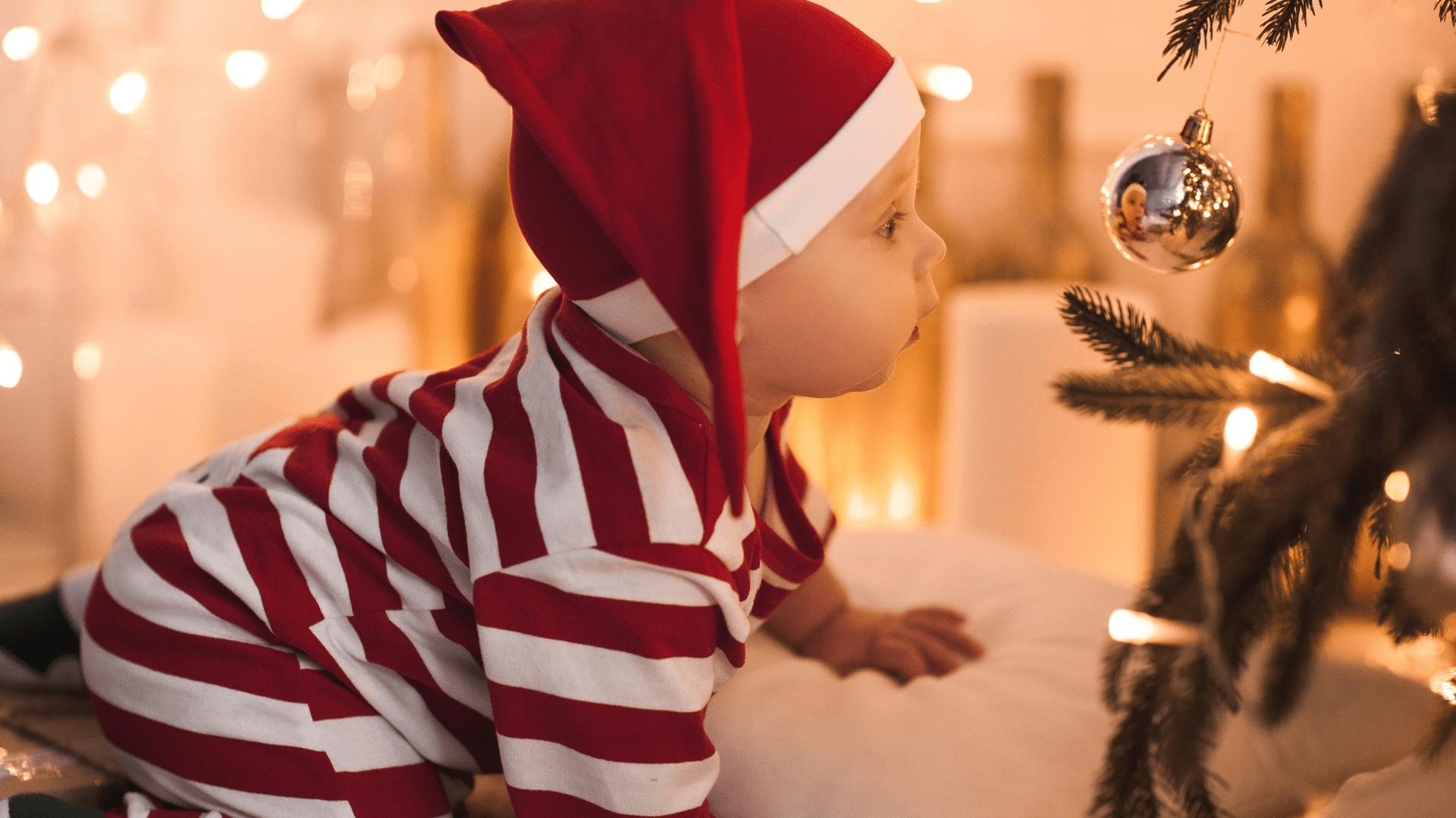 Jak spędzić święta z wyspanym i uśmiechniętym maluszkiem?