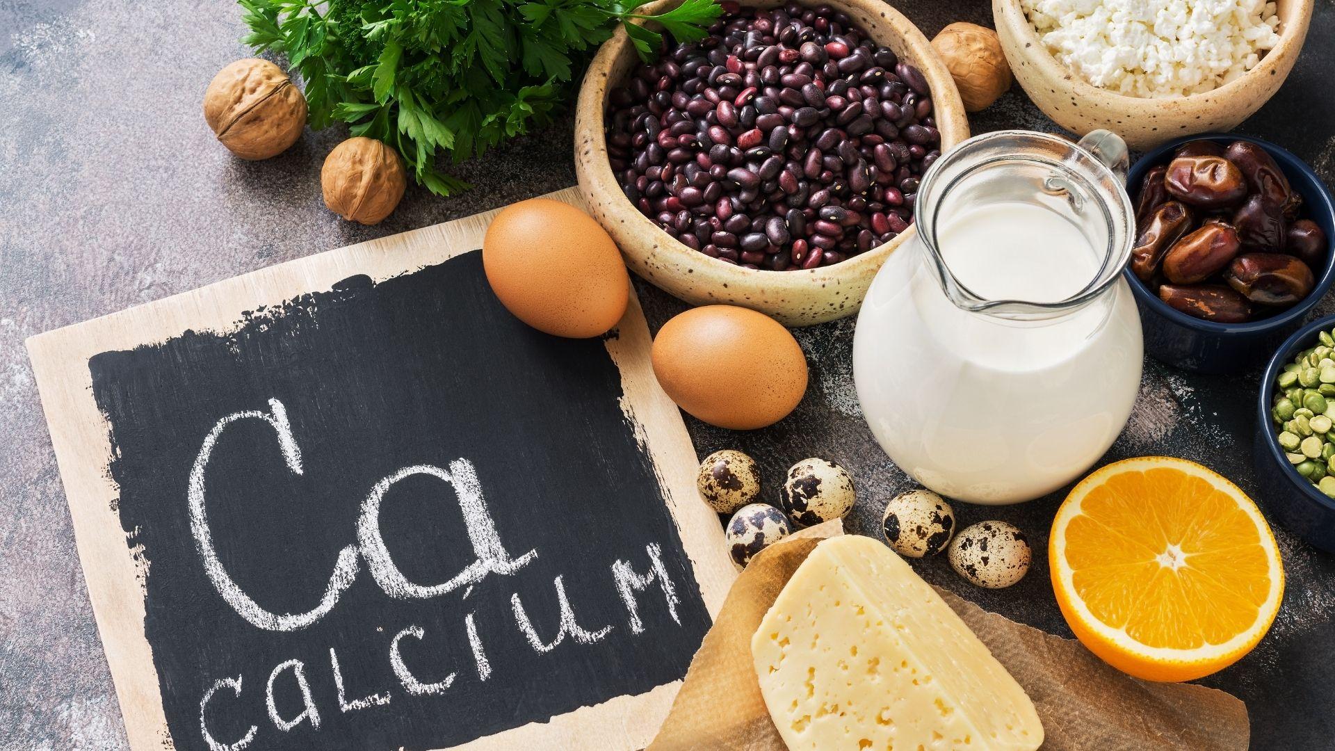 Jak uzupełnić dietę w wapń, kiedy nie spożywamy nabiału w ciąży i w trakcie karmienia?
