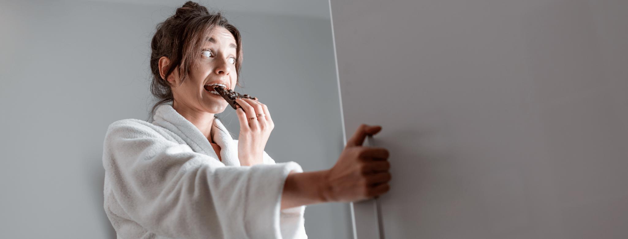Czym jest samoregulacja i w jaki sposób wpływa na zmianę nawyków żywieniowych?